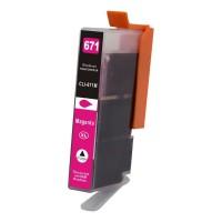 Canon CLI-671XL Magenta Ink (Compat) [CLI671XLM]