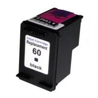 HP 60XL Black Ink (Reman) [CC641WAA]