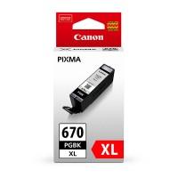 Canon PGI-670XL Black Ink [PGI670XLBK]